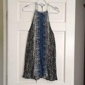 Intimately Free People Printed Dress Sz Small